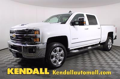 2019 Chevrolet Silverado 2500 Crew Cab 4x4, Pickup #D110201A - photo 12
