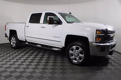 2019 Chevrolet Silverado 2500 Crew Cab 4x4, Pickup #D110201A - photo 8