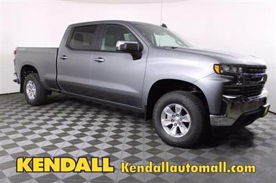 2021 Chevrolet Silverado 1500 Crew Cab 4x4, Pickup #D110202 - photo 1