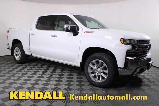 2021 Chevrolet Silverado 1500 Crew Cab 4x4, Pickup #D110203 - photo 1
