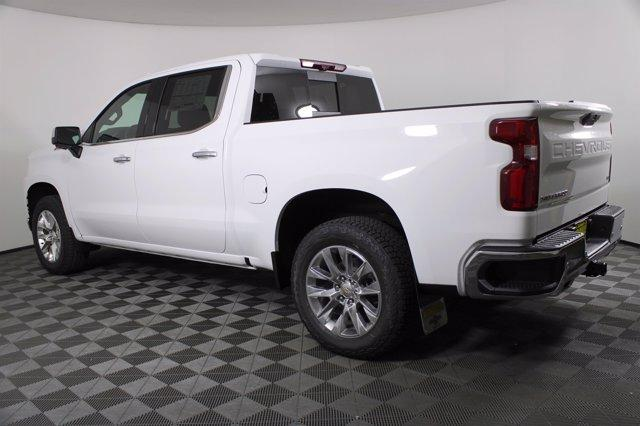 2021 Chevrolet Silverado 1500 Crew Cab 4x4, Pickup #D110203 - photo 7