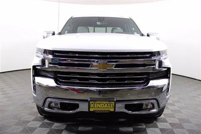 2021 Chevrolet Silverado 1500 Crew Cab 4x4, Pickup #D110203 - photo 3