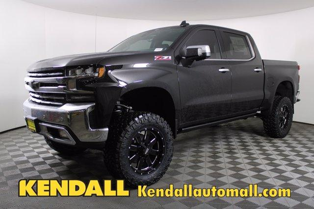 2021 Chevrolet Silverado 1500 Crew Cab 4x4, Pickup #D110205 - photo 1
