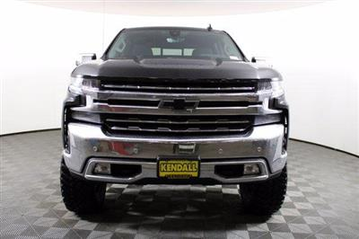 2021 Chevrolet Silverado 1500 Crew Cab 4x4, Pickup #D110205 - photo 3