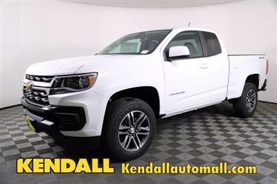2021 Chevrolet Colorado Extended Cab 4x4, Pickup #D110207 - photo 1