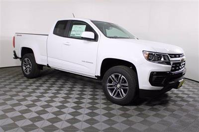 2021 Chevrolet Colorado Extended Cab 4x4, Pickup #D110207 - photo 4