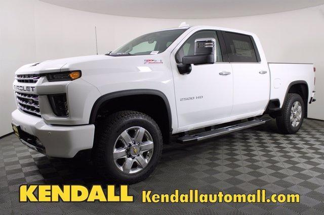 2021 Chevrolet Silverado 2500 Crew Cab 4x4, Pickup #D110218 - photo 1