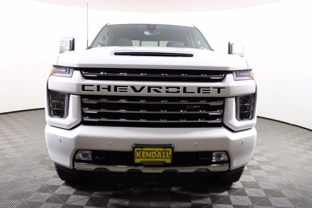 2021 Chevrolet Silverado 2500 Crew Cab 4x4, Pickup #D110218 - photo 3