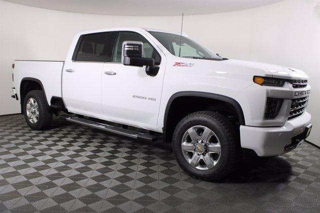 2021 Chevrolet Silverado 2500 Crew Cab 4x4, Pickup #D110218 - photo 4