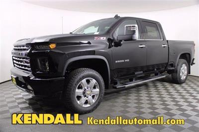2021 Chevrolet Silverado 2500 Crew Cab 4x4, Pickup #D110219 - photo 1