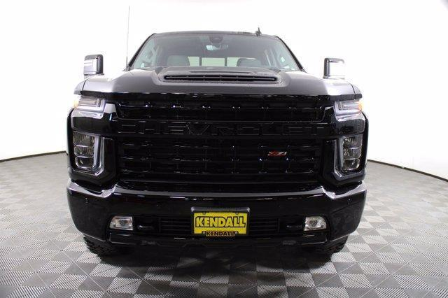 2021 Chevrolet Silverado 2500 Crew Cab 4x4, Pickup #D110226 - photo 3