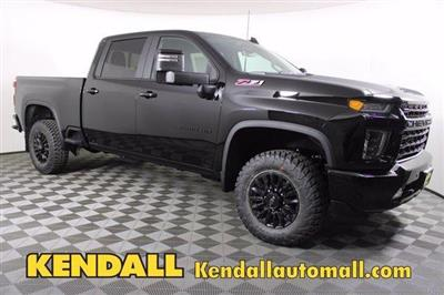 2021 Chevrolet Silverado 2500 Crew Cab 4x4, Pickup #D110226 - photo 1