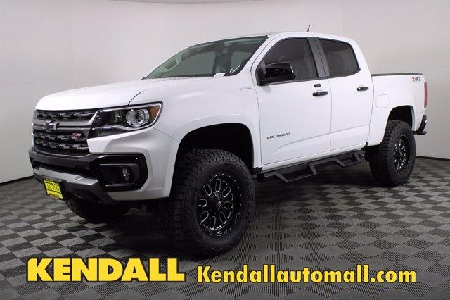 2021 Chevrolet Colorado Crew Cab 4x4, Pickup #D110271 - photo 1
