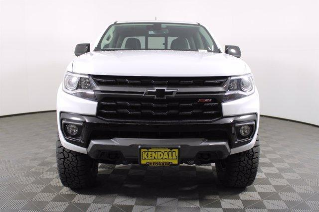 2021 Chevrolet Colorado Crew Cab 4x4, Pickup #D110271 - photo 3
