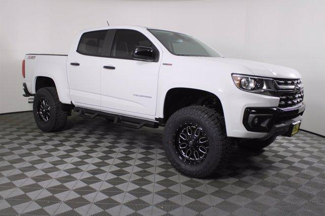 2021 Chevrolet Colorado Crew Cab 4x4, Pickup #D110271 - photo 4