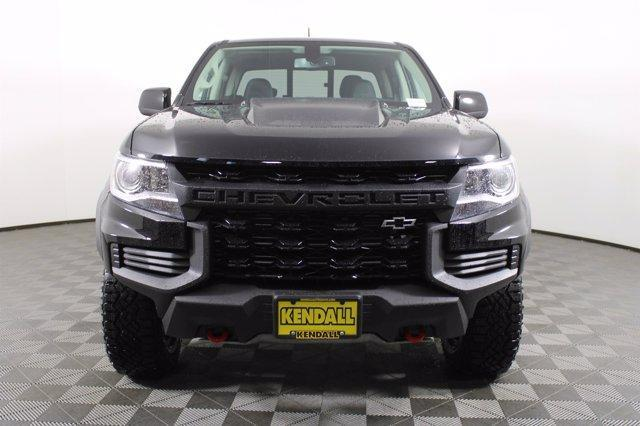 2021 Chevrolet Colorado Crew Cab 4x4, Pickup #D110274 - photo 3