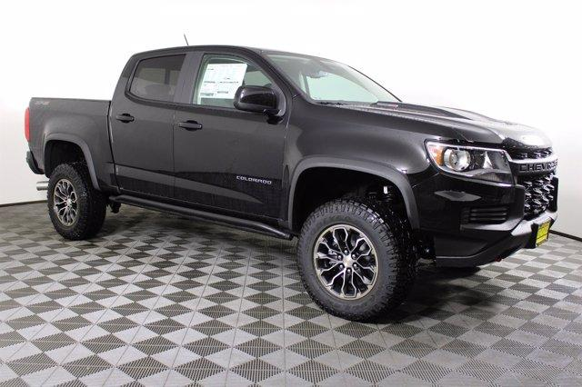 2021 Chevrolet Colorado Crew Cab 4x4, Pickup #D110274 - photo 4