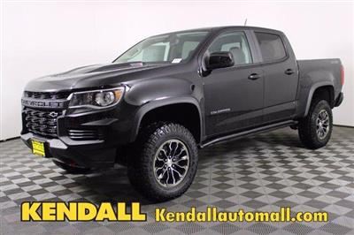 2021 Chevrolet Colorado Crew Cab 4x4, Pickup #D110274 - photo 1
