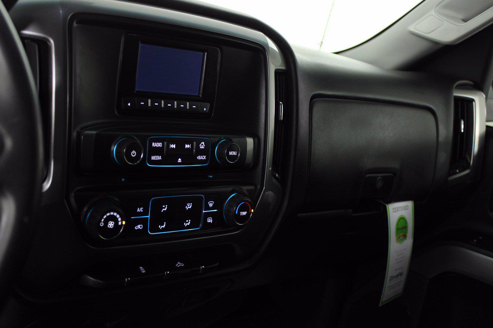 2015 Chevrolet Silverado 1500 Crew Cab 4x4, Pickup #D110274A - photo 12