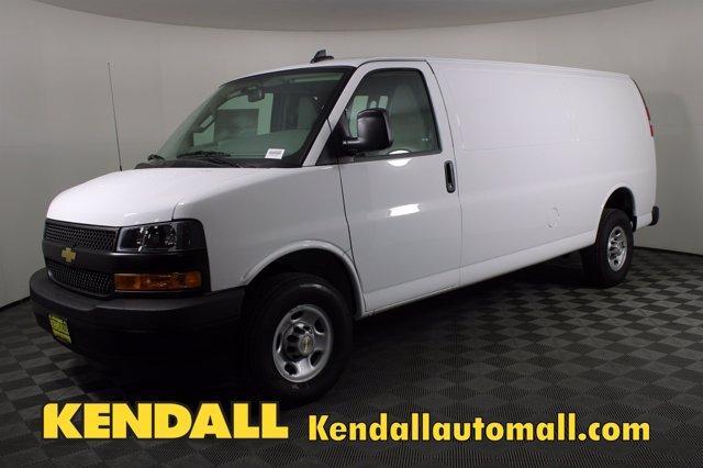 2021 Chevrolet Express 2500 4x2, Empty Cargo Van #D110276 - photo 1