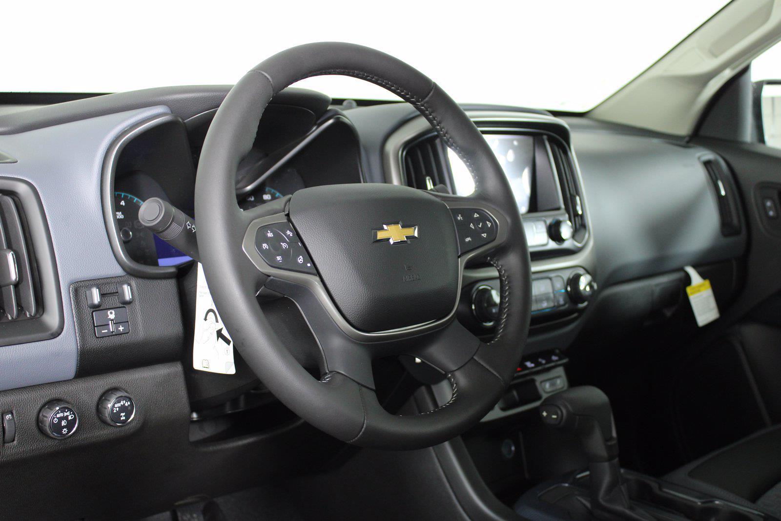 2021 Chevrolet Colorado Crew Cab 4x4, Pickup #D110340 - photo 9