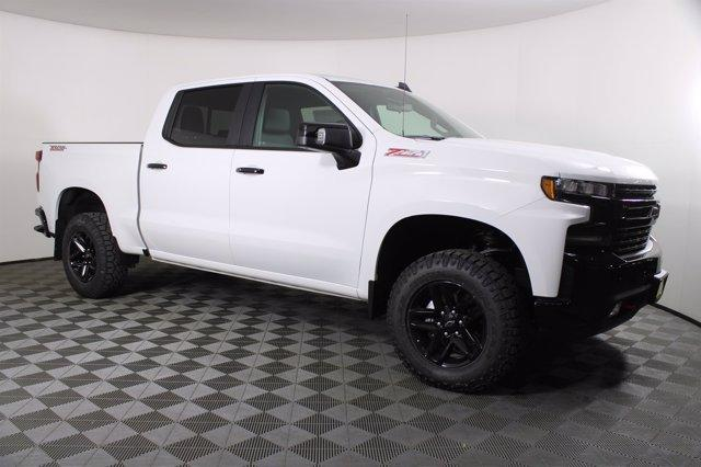 2021 Chevrolet Silverado 1500 Crew Cab 4x4, Pickup #D110349 - photo 3