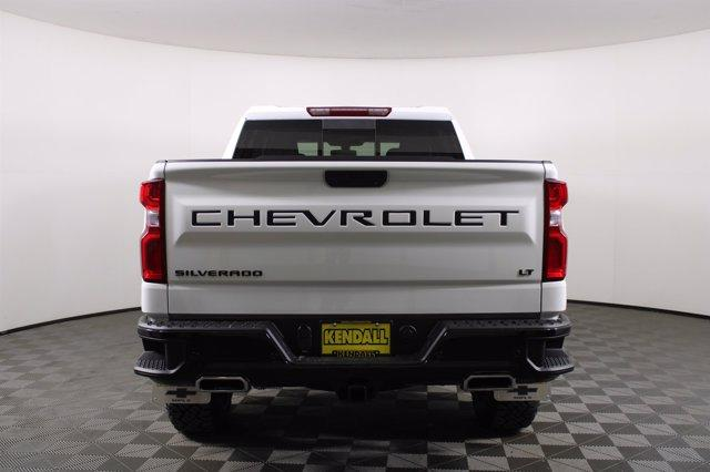 2021 Chevrolet Silverado 1500 Crew Cab 4x4, Pickup #D110349 - photo 7