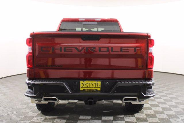 2021 Chevrolet Silverado 1500 Crew Cab 4x4, Pickup #D110351 - photo 7