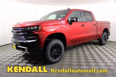 2021 Chevrolet Silverado 1500 Crew Cab 4x4, Pickup #D110351 - photo 1