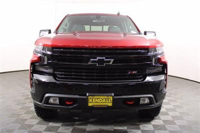 2021 Chevrolet Silverado 1500 Crew Cab 4x4, Pickup #D110351 - photo 2
