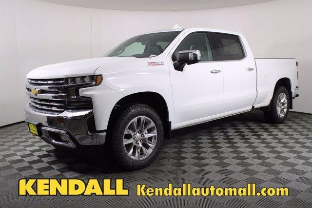 2021 Chevrolet Silverado 1500 Crew Cab 4x4, Pickup #D110426 - photo 1