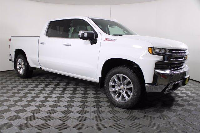 2021 Chevrolet Silverado 1500 Crew Cab 4x4, Pickup #D110426 - photo 3
