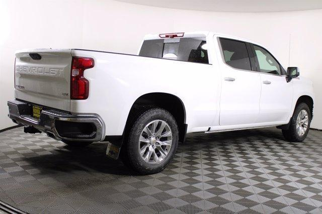 2021 Chevrolet Silverado 1500 Crew Cab 4x4, Pickup #D110426 - photo 5