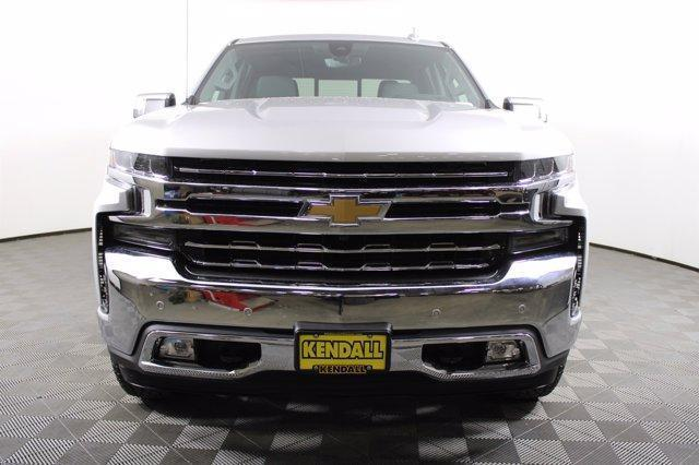 2021 Chevrolet Silverado 1500 Crew Cab 4x4, Pickup #D110427 - photo 3