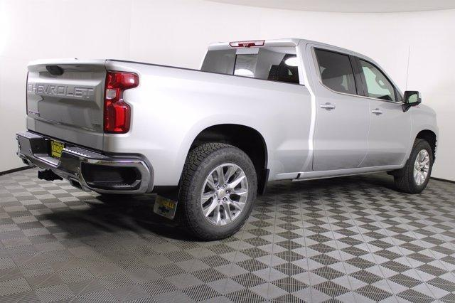 2021 Chevrolet Silverado 1500 Crew Cab 4x4, Pickup #D110427 - photo 7