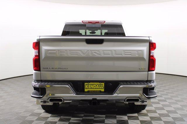 2021 Chevrolet Silverado 1500 Crew Cab 4x4, Pickup #D110427 - photo 8