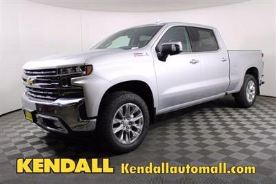 2021 Chevrolet Silverado 1500 Crew Cab 4x4, Pickup #D110427 - photo 1