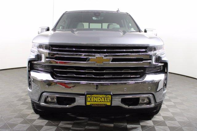 2021 Chevrolet Silverado 1500 Crew Cab 4x4, Pickup #D110430 - photo 3
