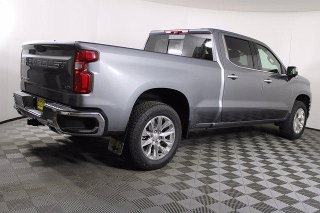 2021 Chevrolet Silverado 1500 Crew Cab 4x4, Pickup #D110430 - photo 5