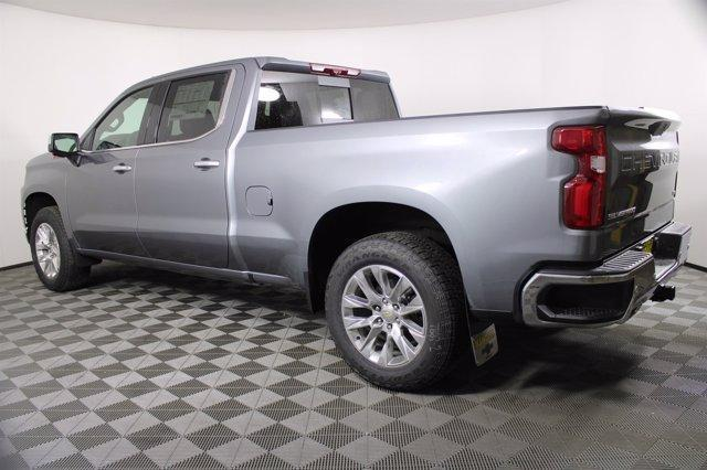 2021 Chevrolet Silverado 1500 Crew Cab 4x4, Pickup #D110430 - photo 2