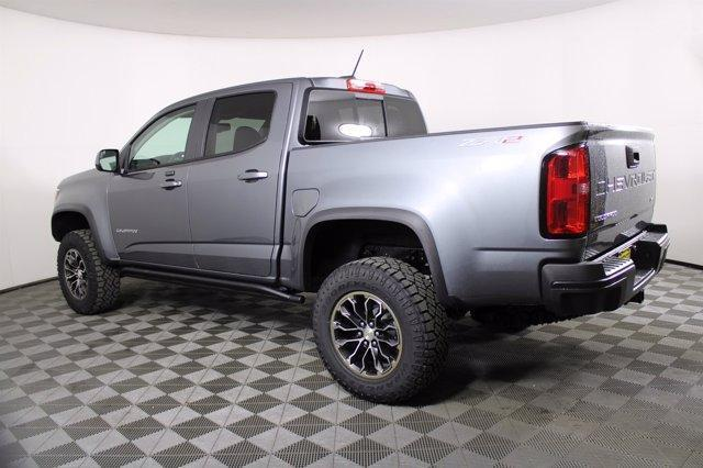 2021 Chevrolet Colorado Crew Cab 4x4, Pickup #D110452 - photo 2