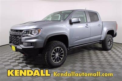 2021 Chevrolet Colorado Crew Cab 4x4, Pickup #D110452 - photo 1