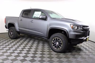 2021 Chevrolet Colorado Crew Cab 4x4, Pickup #D110452 - photo 4