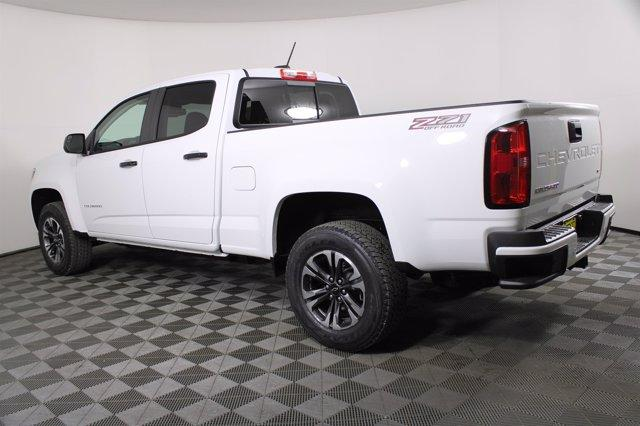 2021 Chevrolet Colorado Crew Cab 4x4, Pickup #D110455 - photo 2