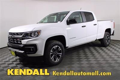 2021 Chevrolet Colorado Crew Cab 4x4, Pickup #D110455 - photo 1