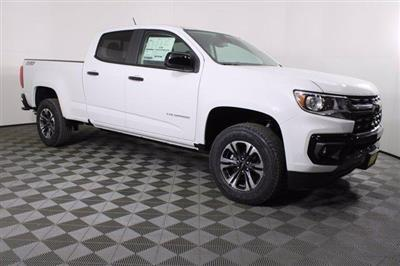 2021 Chevrolet Colorado Crew Cab 4x4, Pickup #D110455 - photo 4