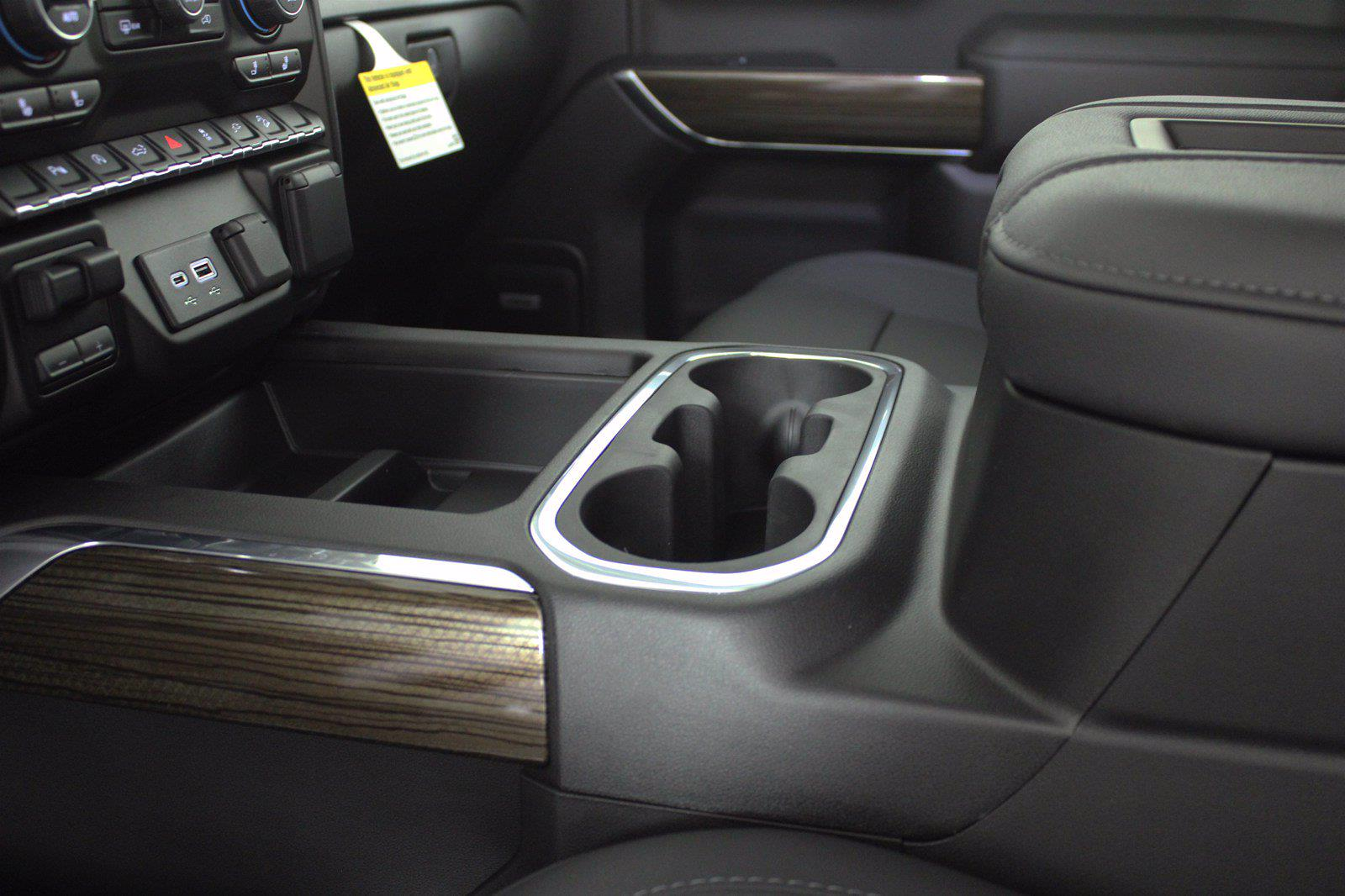 2021 Chevrolet Silverado 1500 Crew Cab 4x4, Pickup #D110467 - photo 11