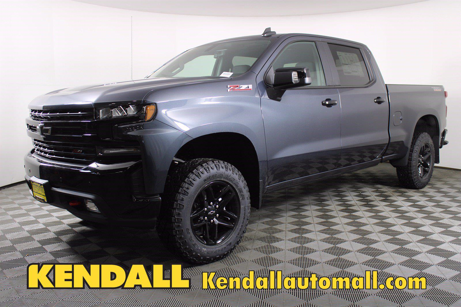 2021 Chevrolet Silverado 1500 Crew Cab 4x4, Pickup #D110467 - photo 1