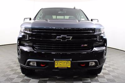 2021 Chevrolet Silverado 1500 Crew Cab 4x4, Pickup #D110467 - photo 3