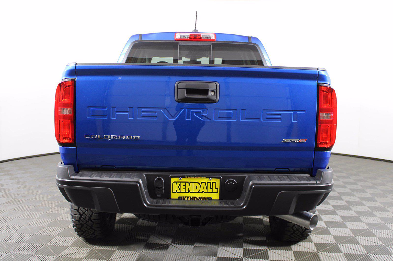 2021 Chevrolet Colorado Crew Cab 4x4, Pickup #D110497 - photo 8